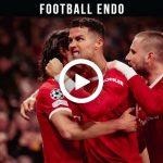 Video: Cristiano Ronaldo Winner Against Atalanta | Champions League