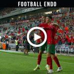Video: Cristiano Ronaldo Goal Against Qatar | Portugal 1-0 Qatar