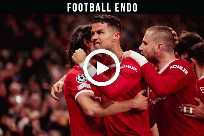 Video: Cristiano Ronaldo Winner Against Atalanta   Champions League